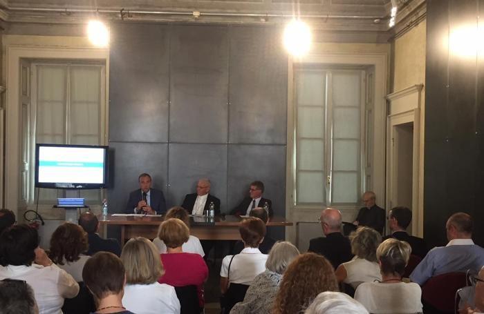 La presentazione del progetto tra Università di Bergamo e diocesi