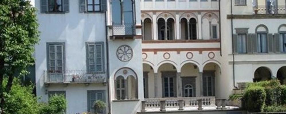 Giovani, Bernareggi e Università insieme Dorsale della cultura in via Pignolo