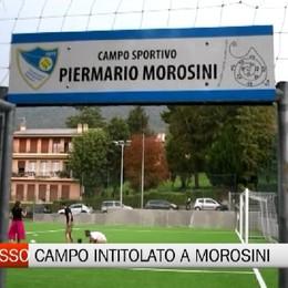 Monterosso, campo intitolato a Piermario Morosini