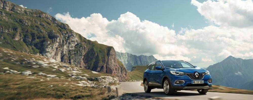 Nuovo Renault Kadjar Esterni e interni rinnovati