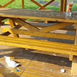 Pedrengo, schiamazzi nei parchi Ora è vietato bere alcolici e fumare