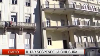 Piario: il Tar sospende la chiusura fino a 3 ottobre