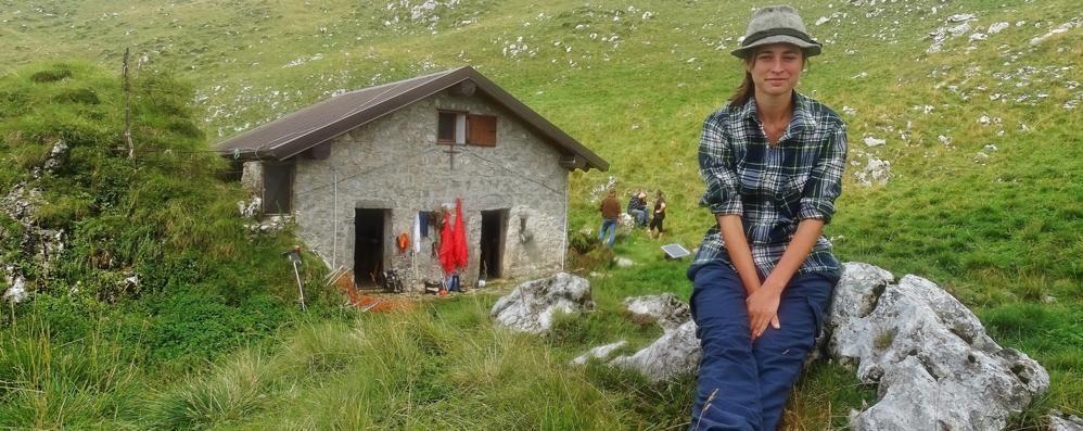 Silvia, ingegnere che ha scelto la libertà «Ho lasciato l'ufficio per allevare pecore»