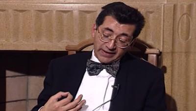 Umberto Zanetti , spiega  i proverbi bergamaschi