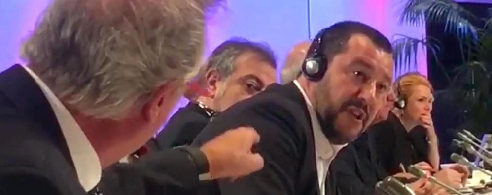 Popolari europei assalto da destra