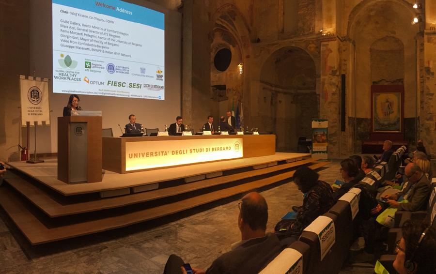 Prevenzione E Vigilanza Per Star Bene Sul Lavoro Rubriche La Salute Bergamo