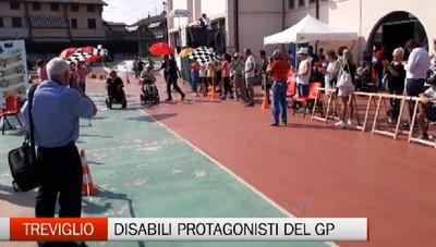 A Treviglio il primo GP per disabili