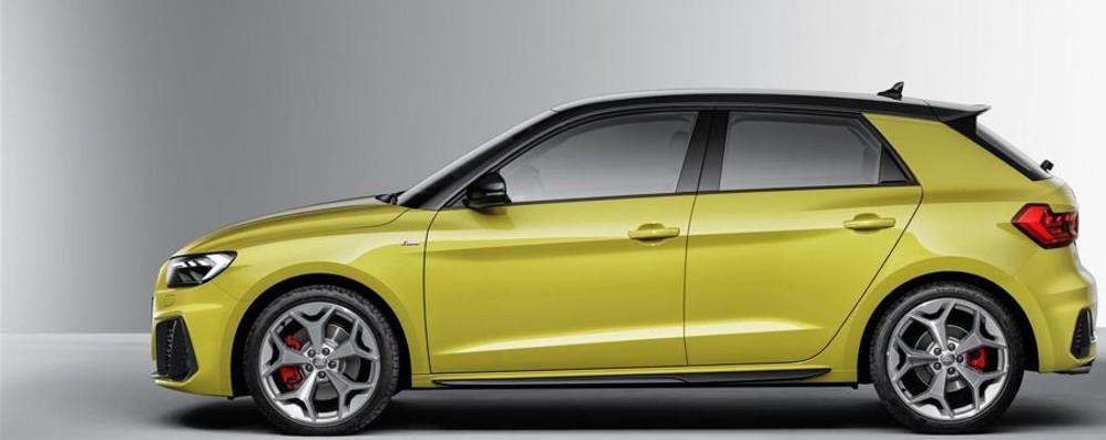 Audi A1 Sportback seconda generazione