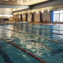 Dopo i lavori apre la piscina di Seriate «Già tanti iscritti, un inizio positivo»