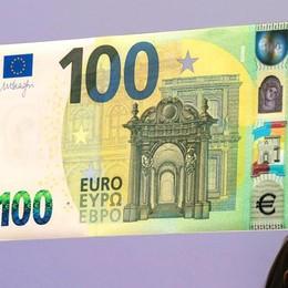Le nuove banconote da 100 e 200 euro Sono super sicure, a prova di falsario
