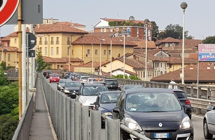 Ponte stradale Trezzo Capriate
