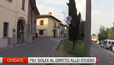 Cividate: 250mila euro per le scuole e il diritto allo studio. E l'asilo comunale rimane.