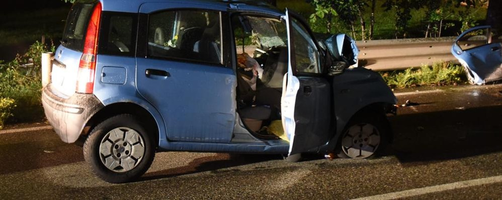«Ho frenato, ma impatto inevitabile» Ranica, muore 48enne di Nembro