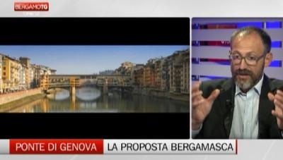 Ricorstruzione del ponte di Genova. Il progetto innovativo dell'architetto bergamasco Stefano Giavazzi