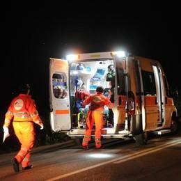 Scontro tra due tir in autostrada Muore un camionista a Cavenago
