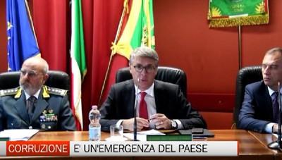 Corruzione: Bergamo promossa ma resta un'emergenza nazionale