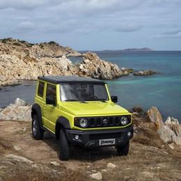 Nuovo Suzuki Jimny debutta in Italia