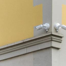 Videosorveglianza: sono 261 telecamere Si installano le ultime 21 postazioni in città
