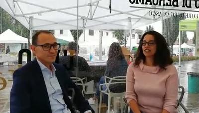Intervista al sindaco Togni di Cavernago per Caverpaga