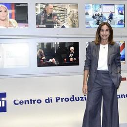 """Cristina Parodi: Domenica in? Ho sofferto «Ma ora riparto con """"La prima volta""""»"""