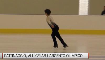 Pattinaggio su ghiaccio, all'IceLab l'argento olimpico Shoma Uno