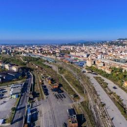 Scalo merci in città anche nel 2019 E spunta l'ipotesi di una nuova stazione