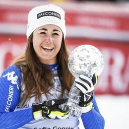 Sofia Goggia finisce sul vocabolario La sciatrice riscrive la voce «discesa»