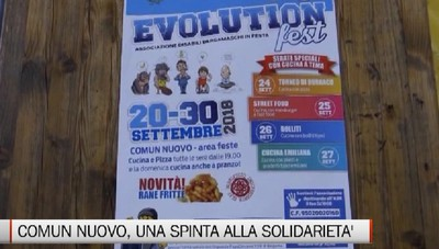 Associazione Disabili Bergamaschi: Una spinta alla solidarietà