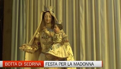 Botta di Sedrina festeggia i 300 anni della Madonna del Rosario