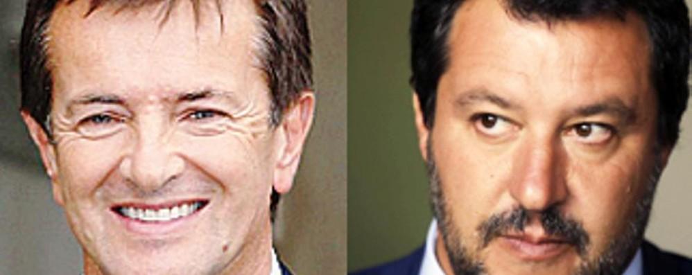 «Botta e risposta» tra Gori e Salvini Il vicepremier assicura gli aiuti richiesti