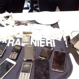Droga da Madone a Bonate Arrestato un 24enne clandestino