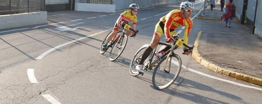 Effetto del Decreto Minniti a Seriate Annullata la gara ciclistica «Padre e figlio»