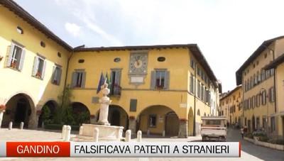 Gandino: falsificava patenti di guida agli stranieri