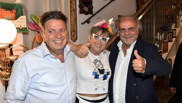 Maxi festa per i 75 anni della Giuliana Musica con Jerry cala e tanti amici