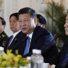 L'Italia in Cina e i nuovi muri