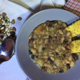 Mix di legumi per la zuppa