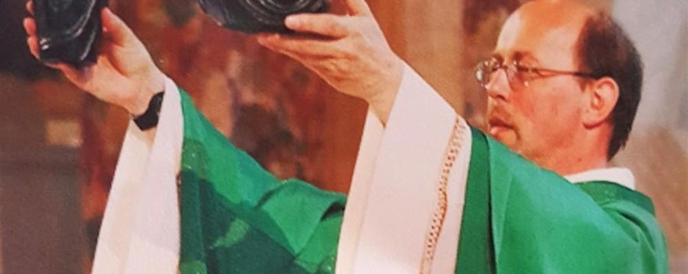 Ponteranica, lutto cittadino per don Sergio Lunedì i funerali: «Il paese è attonito»
