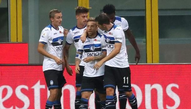 Atalanta, adesso sotto col Torino dopo l'impresa contro i rossoneri