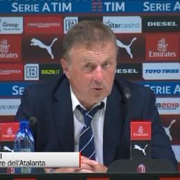 Atalanta -   Gritti: Siamo tornati, contro il Milan prestazione eccellente
