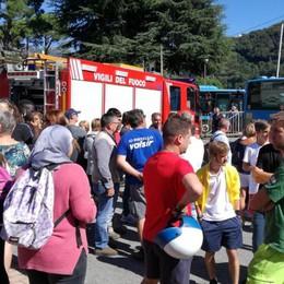 Gazzaniga, scontro tra due bus di studenti Morto un ragazzo, un altro è gravissimo