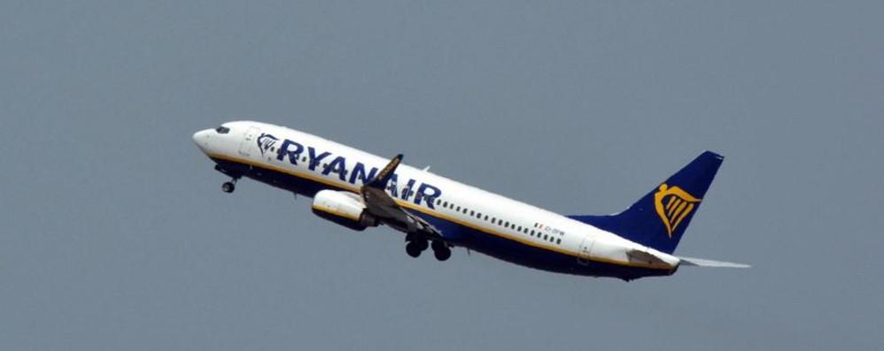 Venerdì, nuovo sciopero per Ryanair Cancellati 190 voli. Ecco quali da Orio