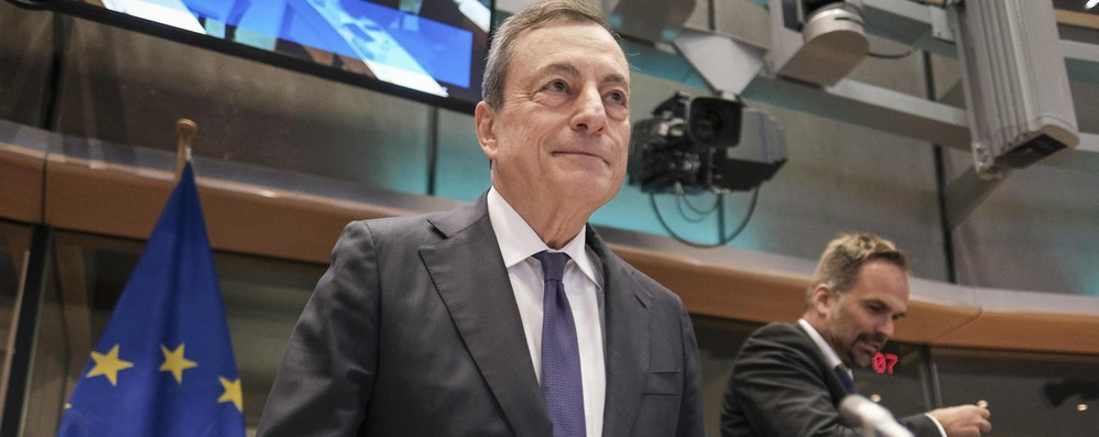 Draghi:  In Italia le parole hanno fatto danni, famiglie e imprese pagano di più