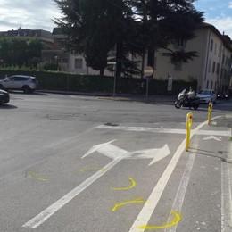 Poliziotto investito in bici a Trescore Ancora gravi le condizioni del 44enne