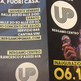 «UP» non apre più in via San Francesco «Date annullate, cerchiamo nuova sede»