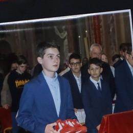 Le cornee, ultimo dono di Luigi Simone: «Così mi sono salvato»