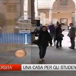 L'Università lancia un appello: si cercano case per gli studenti