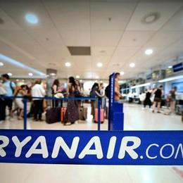 Orio al Serio, oggi attenzione allo sciopero Giornata difficile per chi vola con Ryanair