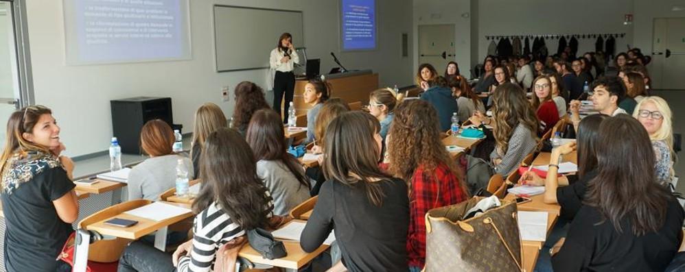 Servono alloggi per gli studenti stranieri L'Università si appella ai bergamaschi