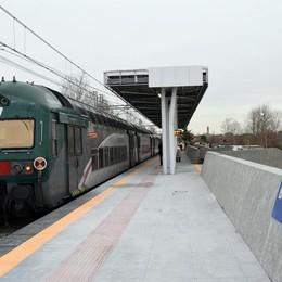 Treni, ecco il piano del raddoppio Due nuove stazioni  a Curno e Seriate