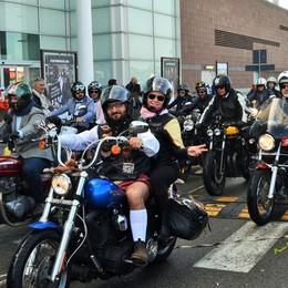 La cavalcata motociclistica benefica parte domenica dalle «Due Torri»